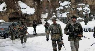 Ladakh standoff: 'You have to look a bully in the eye'