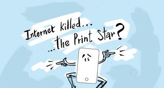 Death knell for printed books, newspapers?