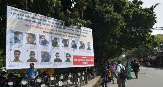 HC objects to posters put up of shaming CAA protesters