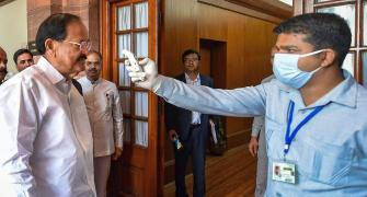 Rajya Sabha chairman takes trial of Monsoon Session