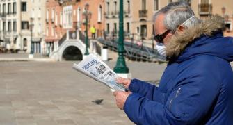 Italy overtakes China's coronavirus death toll
