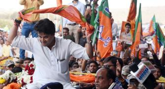 'Congress underestimated Scindia'