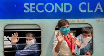 366 Shramik trains run so far, 4 lakh migrants ferried