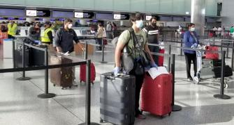 US curbs travel from India from May 4