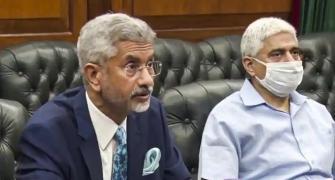 India, Pakistan clash over terror at SCO meet