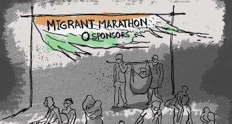 Dom's Take: The Migrant Marathon