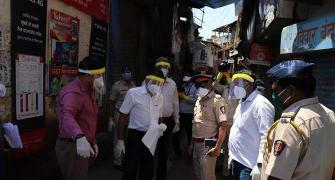 COVID-19: How Mumbai cops maintain order amid chaos