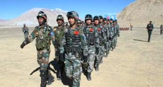China pulls back troops in eastern Ladakh by 2.5 km