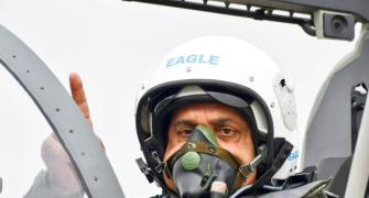 Ready to respond to any contingency at LAC: IAF chief
