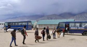 A very special flight from Ladakh
