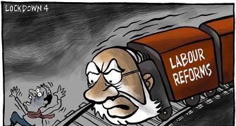 Uttam's Take: To hell with Labour Laws!