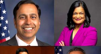 4 Indian-American lawmakers re-elected