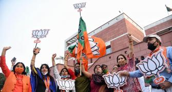 In a first, BJP fields Muslim women in Malappuram