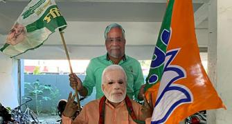 NDA has slim majority, but RJD is single largest party