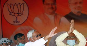 'Nitish has to be a junior partner of the BJP'