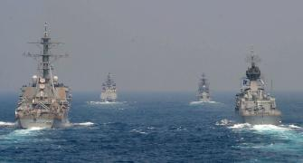 Power Games in the Indian Ocean