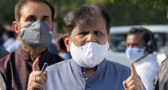 Ahmed Patel was the go-to man in Congress