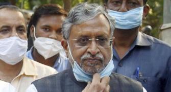 Ex-Bihar dy CM Sushil Modi's brother dies of Covid