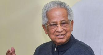 Remember Tarun Gogoi for his smile, says son
