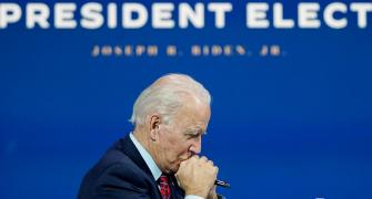 Election is over, says US President-elect Biden
