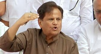 Councillor to top Cong leader: Journey of Ahmed Patel
