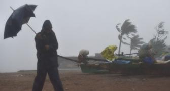 Severe cyclonic storm Nivar makes landfall