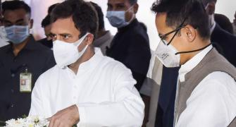 Rahul pays tribute to Tarun Gogoi, says he was my guru
