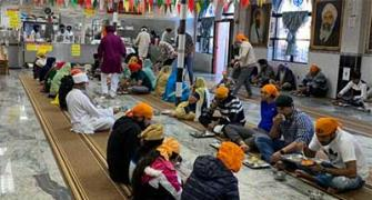 New York Gurdwaras's HEARTENING Langar Story
