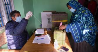 52% turnout in J-K in first round of DDC polls