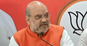 Farmers' protests not political, says Amit Shah