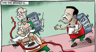 Uttam's Take: Photofinish in Bihar