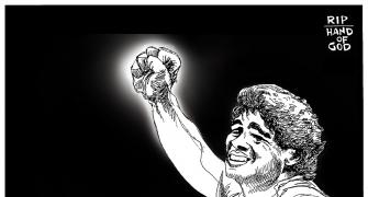 Uttam's Take: RIP, Hand of God