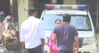 Rape case: Anurag Kashyap reaches police station