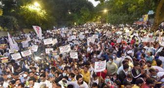Hathras: ED may probe if funds used to fuel protests