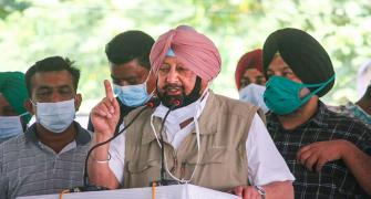 Hoshiarpur no Hathras, action was swift: Amarinder