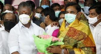 'BJP's invisible hand keeps AIADMK together'