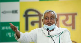 May start own business: Nitish's dig at Tejashwi
