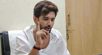 Nitish insulted my father: Chirag Paswan on split