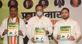 Bihar Grand Alliance vows to end farm laws if elected