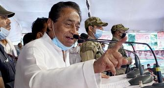 Kamal Nath sparks row by calling woman minister 'item'
