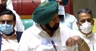 Not afraid of resigning: Punjab CM on farm laws issue