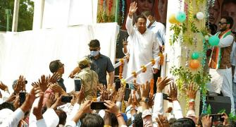 Kamal Nath expresses regret over 'item' jibe