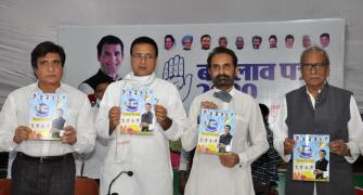 10L jobs, farm loan waiver in Cong Bihar manifesto