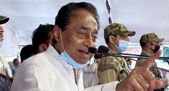 EC issues notice to Kamal Nath for 'item' remark