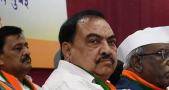 Khadse's decision to quit BJP unavoidable: Daughter