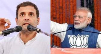 Modi, Rahul to campaign in Bihar on Friday