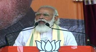 Modi to address four rallies in Bihar Sunday