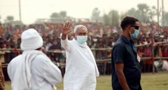 Strange case of Nitish's dissenting voice within NDA