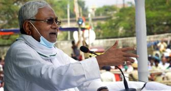 Our govt provided 6 lakh jobs in 15 yrs: Nitish