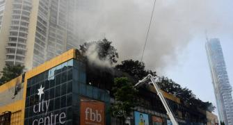 Blaze at Mumbai mall doused after 56 hours